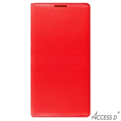 FOLIO IPHONE 7 PLUS ROUGE AUTOMATIQUE