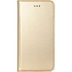 FOLIO POUR SAMSUNG S7 EDGE GOLD AUTOMATIQUE