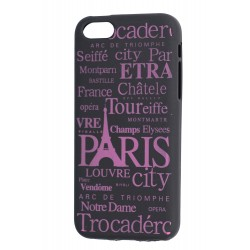 COQUE PARIS IPHONE 5/5S/SE