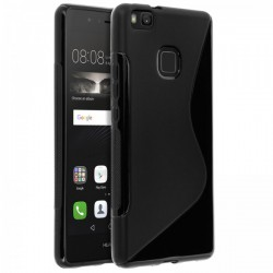 SILICONE S HUAWEI P9 NOIRE