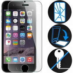 VERRE TREMPE COMPLET IPHONE 6/6S