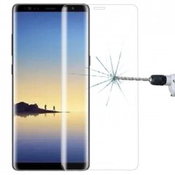 VERRE TREMPE COMPLET SAMSUNG NOTE 8