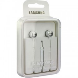 KIT PIETON SAMSUNG ORIGINAL ECOUTEURS IN-EAR IG935 - BLANC