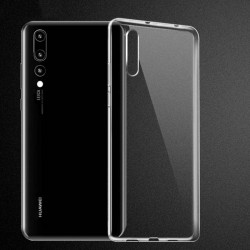 SILICONE HUAWEI P 20 CRISTAL CLEAR TRANSPARENT