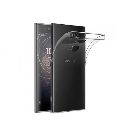 SILICONE SONY XPERIA XA2 ULTRA CRISTAL CLEAR