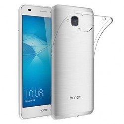 SILICONE HONOR 5C CLEAR TRANSPARENTE