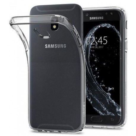 SILICONE POUR SAMSUNG J4 2018 CLEAR