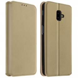 FOLIO HUAWEI Y7 2018 AUTOMATIQUE GOLD