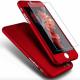 COQUE INTEGRALE IPHONE 6 AVEC VERRE TREMPE IP6 INCLUS