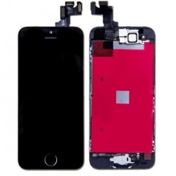 ECRAN LCD TACTILE POUR IPHONE 5 SE NOIR