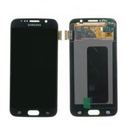 ECRAN LCD TACTILE POUR SAMSUNG S6 NOIR