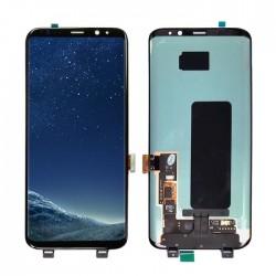 ECRAN LCD TACTILE SAMSUNG S8+ NOIR