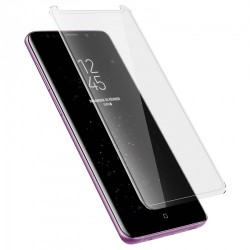 VERRE TREMPE COMPLET SAMSUNG S10 INCURVE