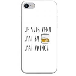 COQUE SILICONE IPHONE 7/8 J'AI BU