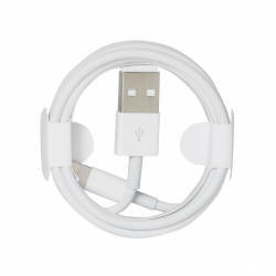CABLE DATA IPHONE 5/6/7/8/X/XR/XS MAX CHARGEUR