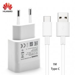 CHARGEUR ORIGINE HUAWEI FAST TYPE C